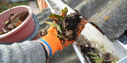 A Step-by-Step guide to Clean Gutters