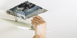 Factor that affect Bathroom Exhaust Fan Installation Cost