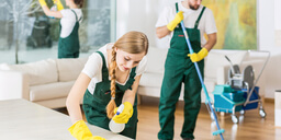The Nitty-Gritty on How to Hire a House Cleaner